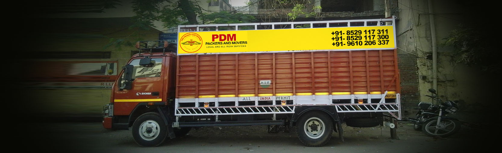 PDM packers and movers